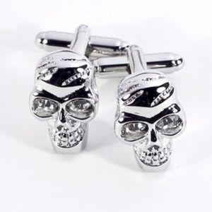 Other - Men's Skull Cufflinks